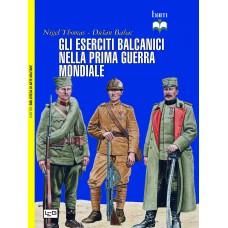 Eserciti balcanici nella Prima guerra mondiale (Gli)