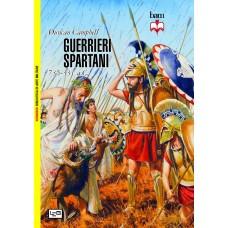 Guerrieri spartani. 735-331 A.C.