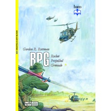 RPG. Rocket Propelled Grenade